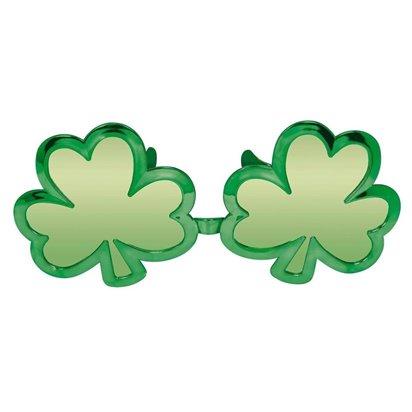 IRISH GIANT  SHAMROCK GLASSES ST PATRICK/'S DAY PARTY EVENT NOVELTY LARGE