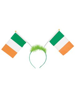 Irish Flag Head Bopper