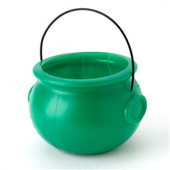 St Patrick's Day Pot of Gold - 20cm