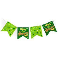 St Patrick's Day Bunting - 4m