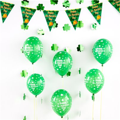 St Patrick's Day Decorating Kit - Value