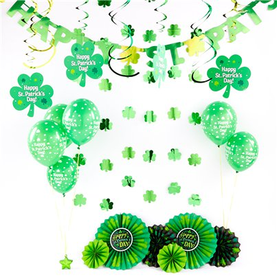 St. Patrick's Day Decorating Kit - Premium