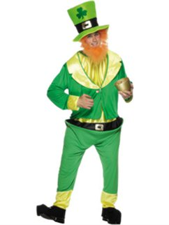 03a475a4 St. Patrick's Day Fancy Dress Costumes | Party Delights