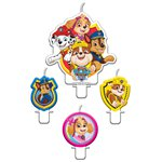 Paw Patrol Candles