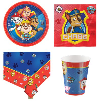 Paw Patrol Party Pack - Value Pack for 8