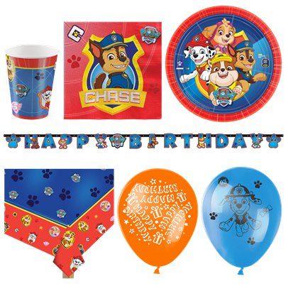 Paw Patrol Deluxe Party Pack