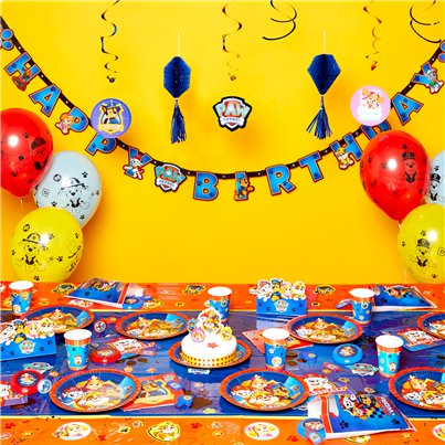Paw Patrol Super Deluxe Party Pack - For 8