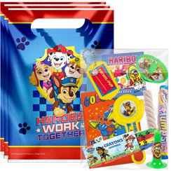 Paw Patrol Pre-filled Party Bag Kit