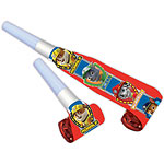 Paw Patrol Party Blowers