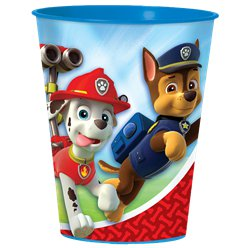 Paw Patrol Plastic Favour Cup - 455ml
