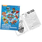 Paw Patrol Activity Pad - 20 Pages