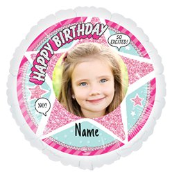"LOL Surprise Personalised Balloon - 22.5"" Foil"