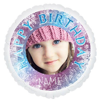 "Disney Frozen Personalised Balloon - 22.5"" Foil"