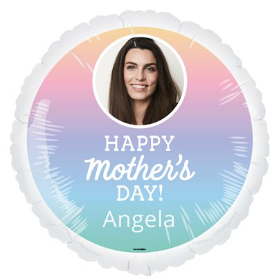 "Mother's Day Personalised Balloon - 22.5"" Foil"