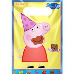 Peppa Pig Party Bag - Loot Bag