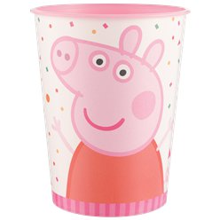 Peppa Pig Confetti Party Favor Cup