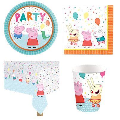 Peppa Pig Party Value Pack