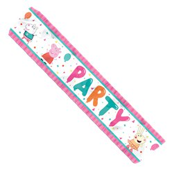 Peppa Pig Fabric Sash
