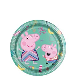 Peppa Pig Messy Play Dessert Plates