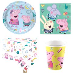 Peppa Pig Messy Play Value Party Pack