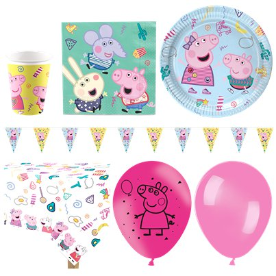 Peppa Pig Messy Play Deluxe Party Pack