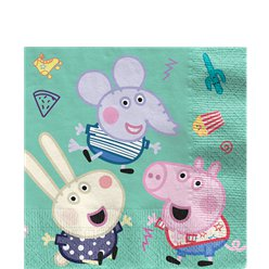 Peppa Pig Messy Play Napkins