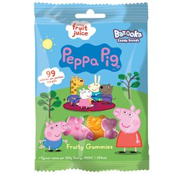 Peppa Pig Fruity Gummies - 45g