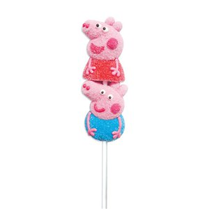 Peppa Pig Marshmallow Pops