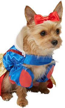 Disney Snow White Dog Costume