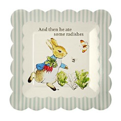 Peter Rabbit Paper Plates - 19cm