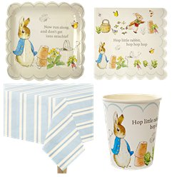 Peter Rabbit Party Pack - Deluxe Pack for 12