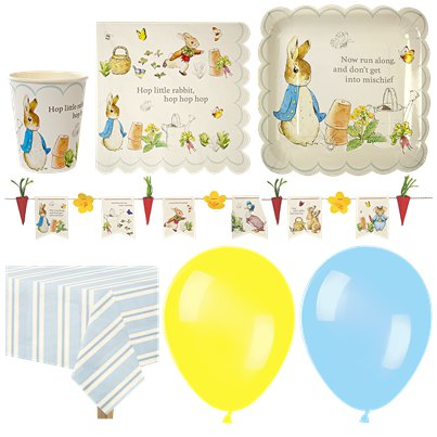 Peter Rabbit Deluxe Kit - For 12