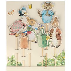 Peter Rabbit Cake Toppers - 25cm