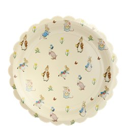 Peter Rabbit Paper Plates - 22cm