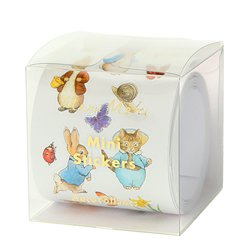 Peter Rabbit Mini Sticker Roll