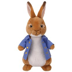 Peter Rabbit Beanie Toy