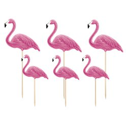 Flamingo Picks - Asst Sizes