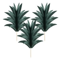Pineapple Picks - 16.5cm
