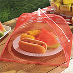 Picnic Party Mesh Food Covers - 33cm