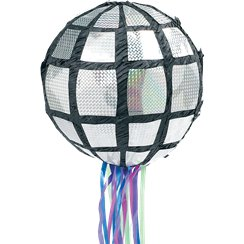 Disco Ball Pull Piñata