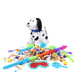 Dalmation Piñata Kit
