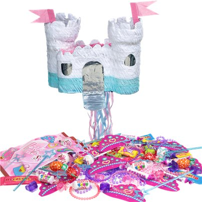 Castle Pull Piñata Kit