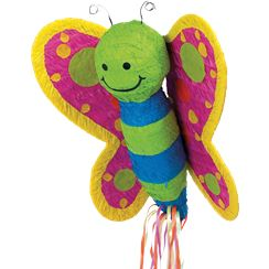 Butterfly Pull Piñata