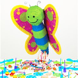 Butterfly Pull Piñata Kit