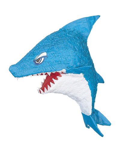 Shark Piñata - 50cm long