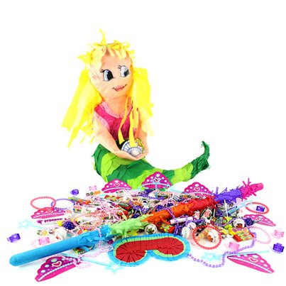 Mermaid Piñata Kit