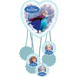 Disney Frozen Ice Skating Folded Pinata