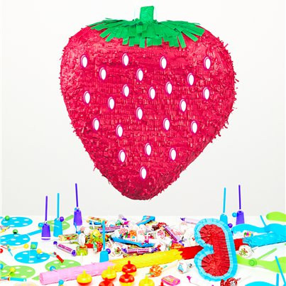 Strawberry Piñata Kit