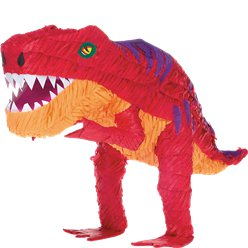 Dinosaur Piñata Game Dinosaur Party Games Party Delights