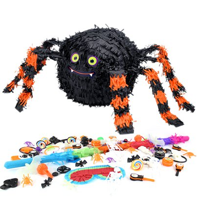 Spider Pinata Kit (without Sweets)